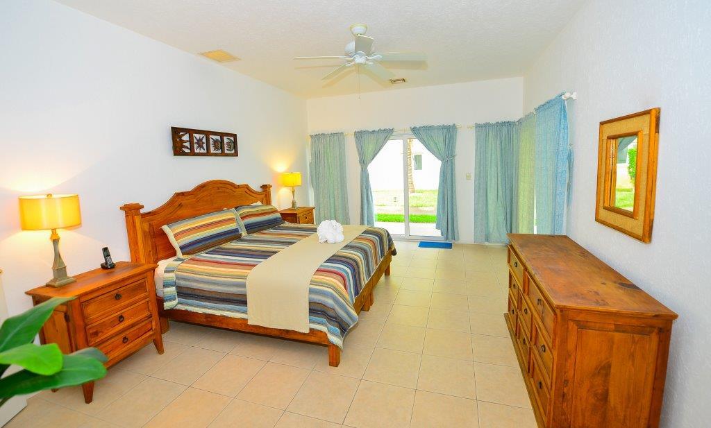 Cozumel Villa Coralina Master Bedroom 2