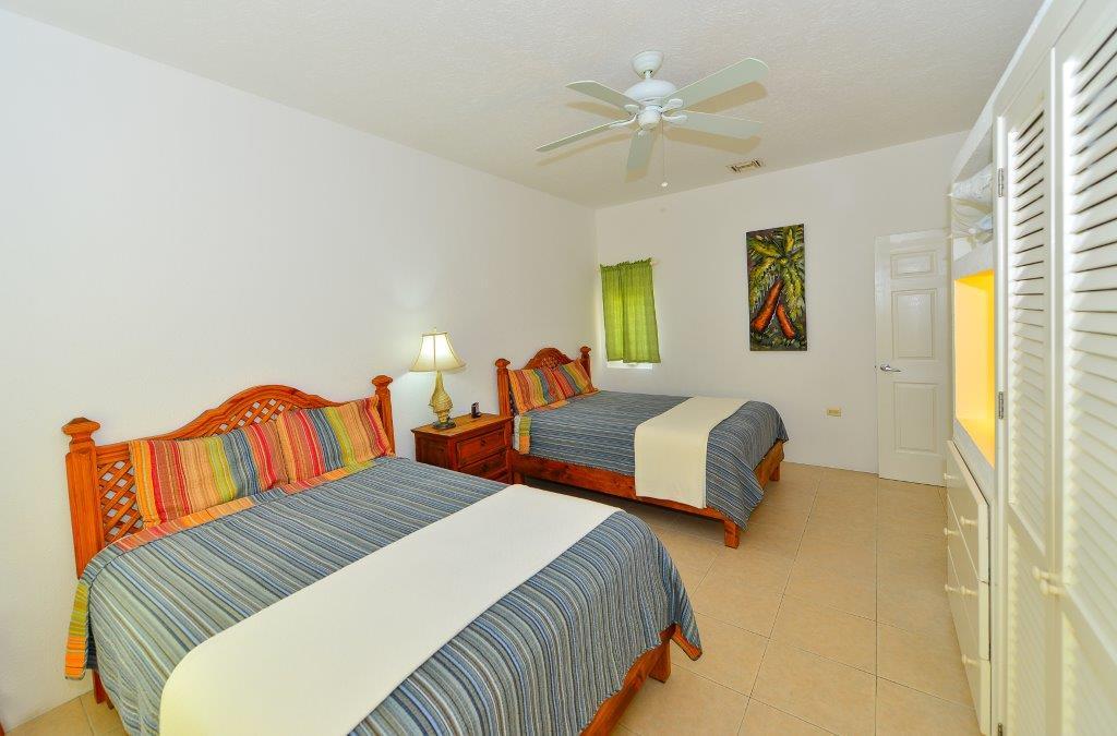 Cozumel Villa Coralina Guest Bedroom 2