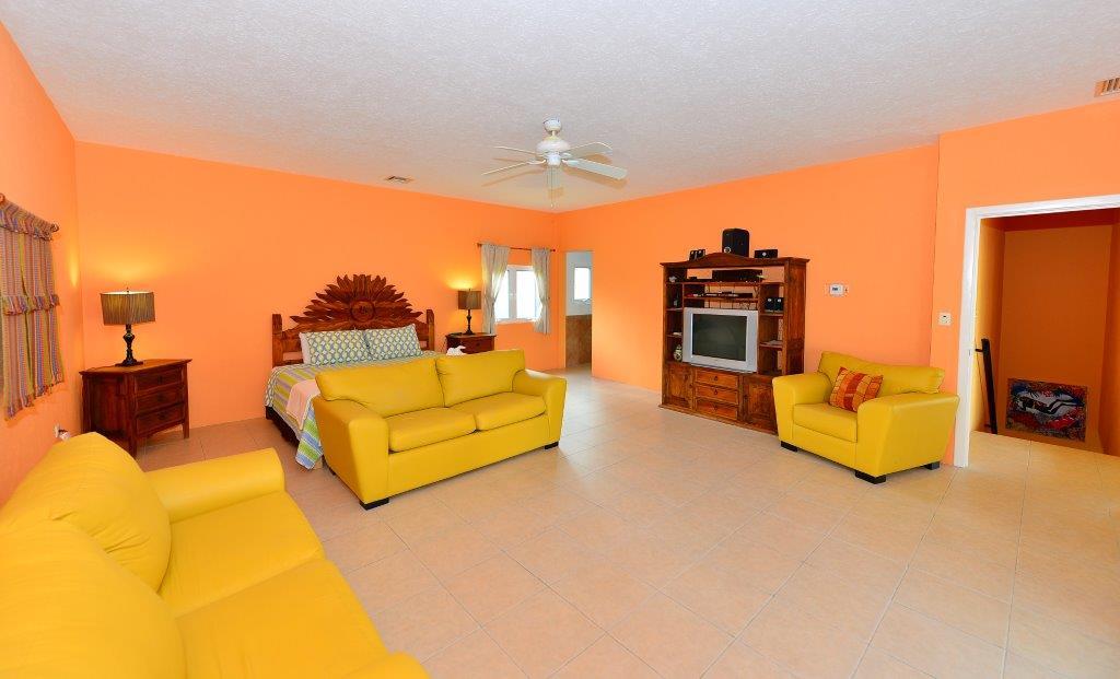Cozumel Villa Coralina Master Bedroom 1